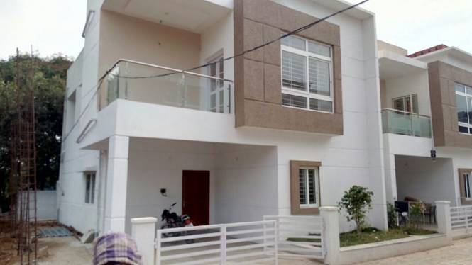 2200 sqft, 3 bhk Villa in Builder ARK Majestic Yapral, Hyderabad at Rs. 82.0000 Lacs