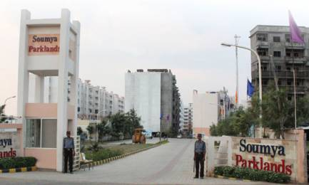 1127 sqft, 3 bhk Apartment in Soumya Parklands Awadhpuri, Bhopal at Rs. 26.0000 Lacs