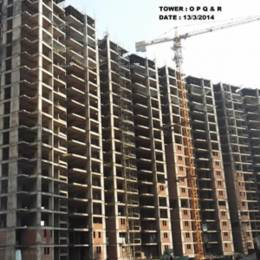 1095 sqft, 2 bhk Apartment in Great Value Sharanam Sector 107, Noida at Rs. 13500