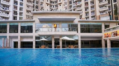1300 sqft, 2 bhk Apartment in Amrapali Sapphire Sector 45, Noida at Rs. 22000