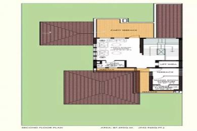 5864 sqft, 5 bhk Villa in Jaypee Villa Swarn Nagri, Greater Noida at Rs. 1.4000 Lacs