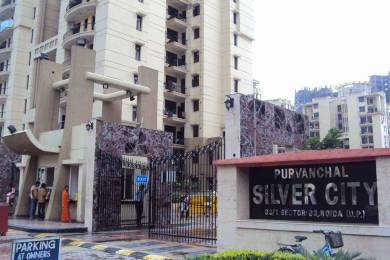 1765 sqft, 3 bhk Apartment in Purvanchal Silver City 2 PI, Greater Noida at Rs. 18000