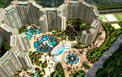 1737 sqft, 3 bhk Apartment in Uppal Plumeria Garden Estate Omicron, Greater Noida at Rs. 48.0000 Lacs