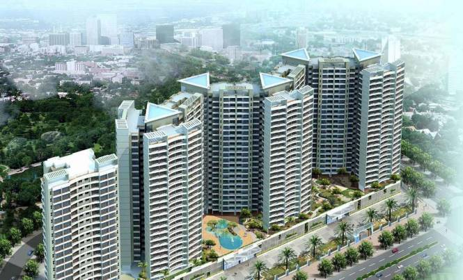 1998 sqft, 4 bhk Apartment in DB Orchid Suburbia Kandivali West, Mumbai at Rs. 3.8000 Cr