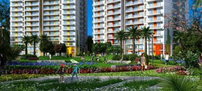 1095 sqft, 2 bhk Apartment in Hero Hero Homes Sector 88 Mohali, Mohali at Rs. 49.0000 Lacs
