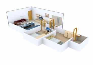 1120 sqft, 2 bhk Apartment in Neelam Senroof Nahur East, Mumbai at Rs. 1.6500 Cr