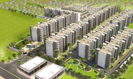 634 sqft, 2 bhk Apartment in Aftek Housing Villa Tindola, Lucknow at Rs. 12.6800 Lacs