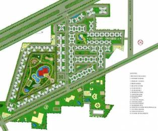 1000 sqft, 2 bhk Apartment in Sare Crescent Parc Sector-92 Gurgaon, Gurgaon at Rs. 52.0000 Lacs