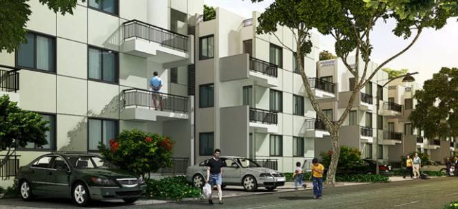 925 sqft, 2 bhk BuilderFloor in Vatika Emilia Floors Sector 82, Gurgaon at Rs. 54.0000 Lacs