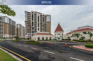 2727 sqft, 4 bhk Apartment in DLF New Town Heights 3 Sector-91 Gurgaon, Gurgaon at Rs. 1.2000 Cr