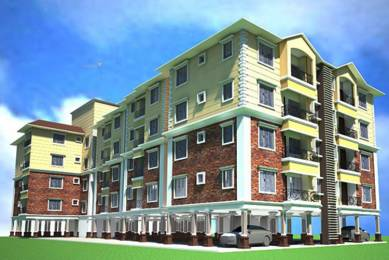 1116 sqft, 2 bhk Apartment in Bivab Heritage Sundarpada, Bhubaneswar at Rs. 39.0600 Lacs