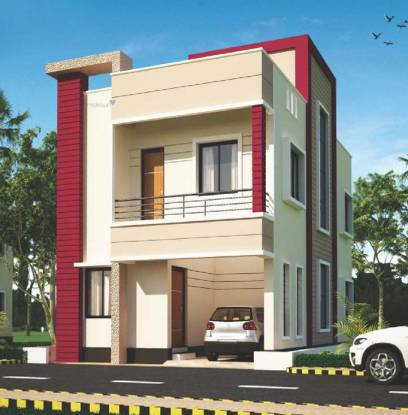 1500 sqft, 3 bhk BuilderFloor in Builder Shanti Cottage Balianta, Bhubaneswar at Rs. 39.0000 Lacs