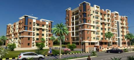 1640 sqft, 3 bhk Apartment in Builder Luxurious Flat Raghunathpur, Bhubaneswar at Rs. 70.0000 Lacs