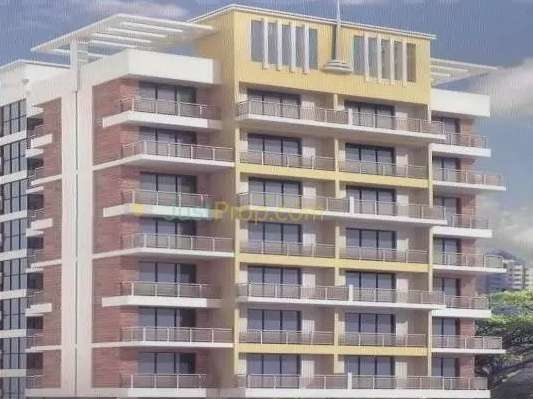 950 sqft, 2 bhk Apartment in Nivaan Gianna Apartment Sector 36 Kharghar, Mumbai at Rs. 55.0000 Lacs