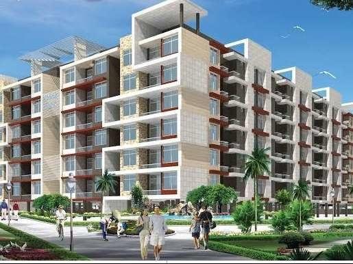1040 sqft, 2 bhk Apartment in Space Space Park I Mahalakshmi Nagar, Indore at Rs. 26.0000 Lacs