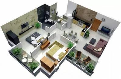 1164 sqft, 2 bhk Apartment in Samarth Shikharji Dreamz AB Bypass Road, Indore at Rs. 25.0000 Lacs