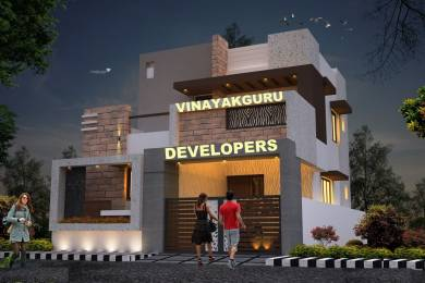 1400 sqft, 3 bhk Villa in Builder Project Vadavalli, Coimbatore at Rs. 49.0000 Lacs