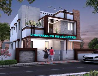 2800 sqft, 4 bhk Villa in Builder Project Vadavalli, Coimbatore at Rs. 1.0500 Cr