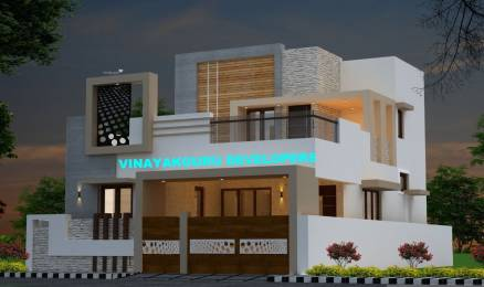 1550 sqft, 2 bhk Villa in Builder Project Vadavalli, Coimbatore at Rs. 57.0000 Lacs