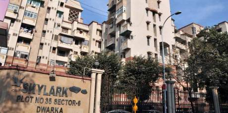 2200 sqft, 2 bhk Apartment in Builder SKYLARK APTS Sector 6 Dwarka, Delhi at Rs. 1.4500 Cr