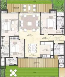 2350 sqft, 3 bhk Apartment in Puri Diplomatic Greens Sector 110A, Gurgaon at Rs. 2.0500 Cr