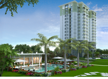 579 sqft, 1 bhk Apartment in Eldeco Aamantran Sector 119, Noida at Rs. 27.0000 Lacs