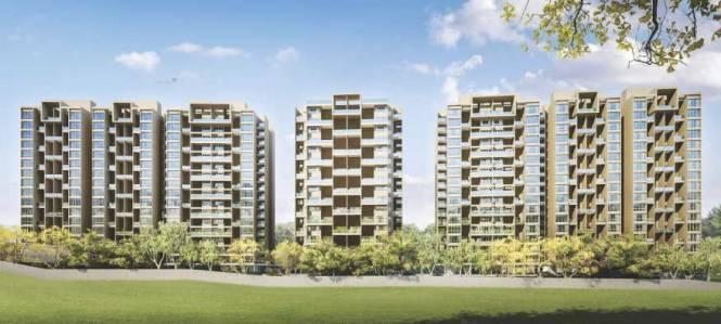 1105 sqft, 2 bhk Apartment in Ganga Vishnu Heights Karve Nagar, Pune at Rs. 20500