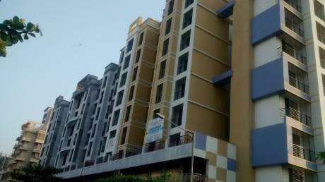 670 sqft, 1 bhk Apartment in Gaurav Shweta Residency Mira Road East, Mumbai at Rs. 11000