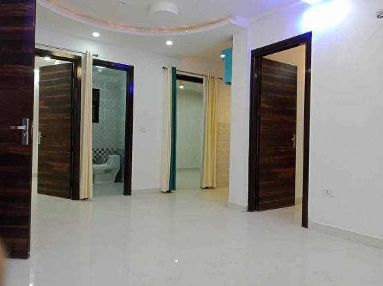 900 sqft, 3 bhk BuilderFloor in Kushwaha Homes Tower A Uttam Nagar, Delhi at Rs. 54.0000 Lacs