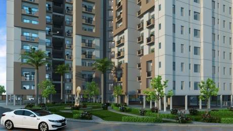 1080 sqft, 3 bhk Apartment in Excella Kutumb Bakkas, Lucknow at Rs. 32.3800 Lacs