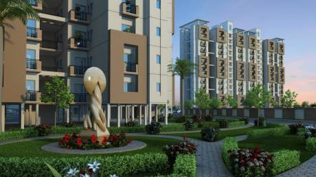 1095 sqft, 3 bhk Apartment in Excella Kutumb Bakkas, Lucknow at Rs. 32.8000 Lacs