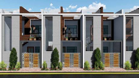930 sqft, 2 bhk IndependentHouse in Builder Woodland Paradise township Kursi Road, Lucknow at Rs. 25.0000 Lacs
