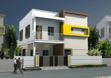 1740 sqft, 3 bhk Villa in Builder Project Kaza, Guntur at Rs. 66.0000 Lacs