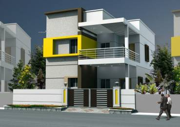 1740 sqft, 3 bhk Villa in Builder Project Kaza, Guntur at Rs. 65.0000 Lacs