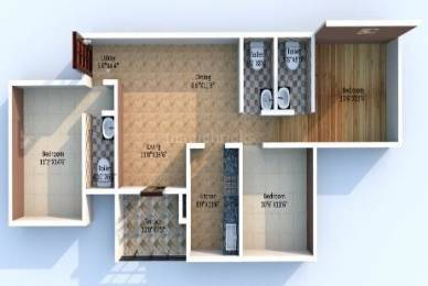 950 sqft, 2 bhk BuilderFloor in Builder takshila society Andheri East, Mumbai at Rs. 41500