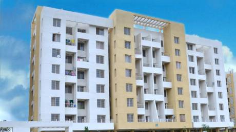 1099 sqft, 2 bhk Apartment in F5 Nandini Spring Fields Manjari, Pune at Rs. 13000