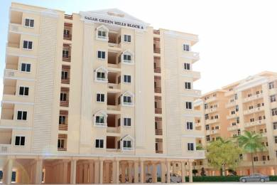 1315 sqft, 3 bhk Apartment in Agrawal Sagar Green Hills Kolar Road, Bhopal at Rs. 41.9000 Lacs