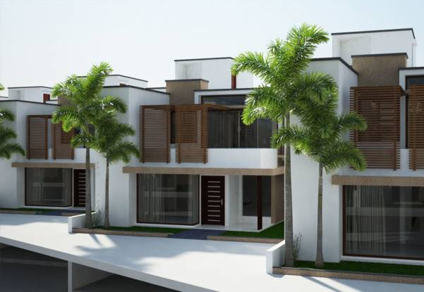 6490 sqft, 4 bhk Villa in Northstar Hillside Gandipet, Hyderabad at Rs. 3.7505 Cr