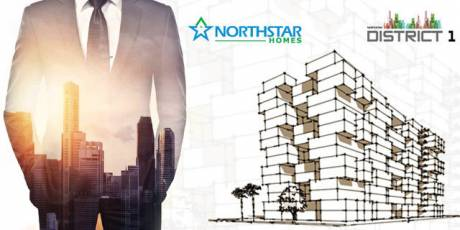 2214 sqft, 3 bhk Apartment in Northstar District 1 Nanakramguda, Hyderabad at Rs. 1.0184 Cr