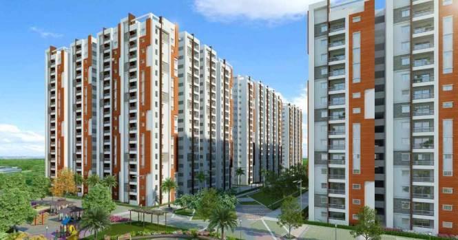 1115 sqft, 2 bhk Apartment in My Home Vihanga Gachibowli, Hyderabad at Rs. 51.2900 Lacs