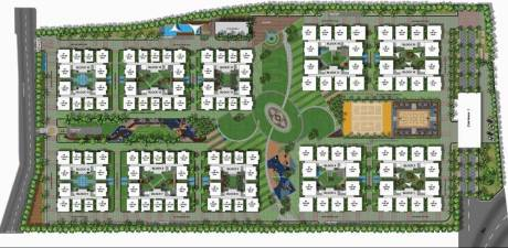 1275 sqft, 2 bhk Apartment in My Home Vihanga Gachibowli, Hyderabad at Rs. 58.6500 Lacs
