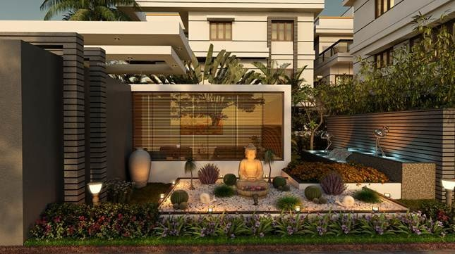 3140 sqft, 4 bhk Villa in CPR Bella Vista Nallagandla Gachibowli, Hyderabad at Rs. 2.5800 Cr