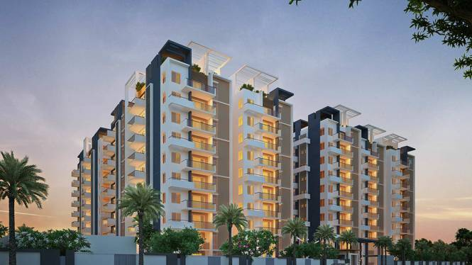 1760 sqft, 3 bhk Apartment in Muppa Alankrita Narsingi, Hyderabad at Rs. 72.0000 Lacs