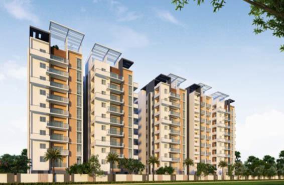 1200 sqft, 2 bhk Apartment in Muppa Alankrita Narsingi, Hyderabad at Rs. 53.0000 Lacs