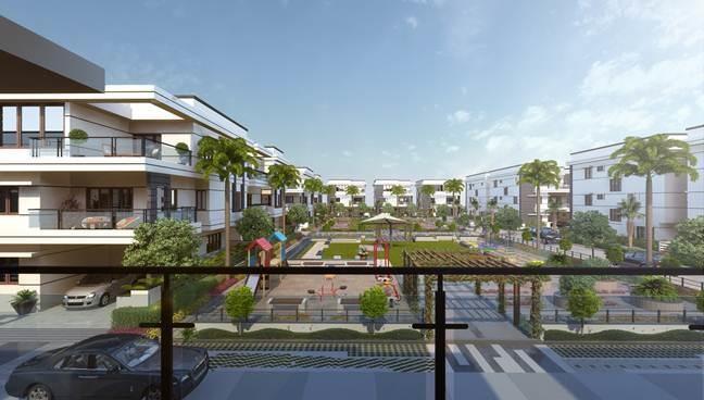 3140 sqft, 4 bhk Villa in CPR Bella Vista Nallagandla Gachibowli, Hyderabad at Rs. 2.5800 Cr