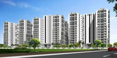2800 sqft, 3 bhk Apartment in S and S Green Avani and Ayush at Green Grace Manikonda, Hyderabad at Rs. 1.3440 Cr