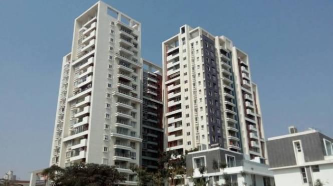 3180 sqft, 3 bhk Apartment in Meenakshi Trident Towers Gachibowli, Hyderabad at Rs. 2.5000 Cr