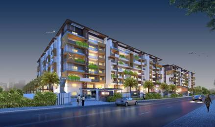 1368 sqft, 2 bhk Apartment in Western Exotica Kondapur, Hyderabad at Rs. 74.6645 Lacs