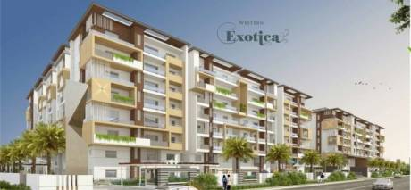 2607 sqft, 3 bhk Apartment in Western Exotica Kondapur, Hyderabad at Rs. 1.3735 Cr