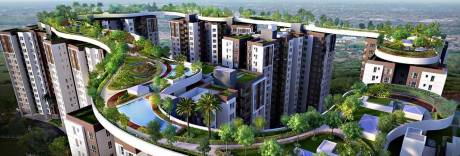 1050 sqft, 2 bhk Apartment in Siddha Galaxia 2 Rajarhat, Kolkata at Rs. 55.4500 Lacs